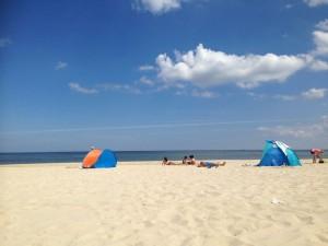 Ostsee - Sandstrand