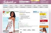SSV gestartet – 33% auf Bandeaukleid von Beachtime