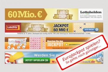 EuroJackpot – So spielen Sie garantiert günstiger