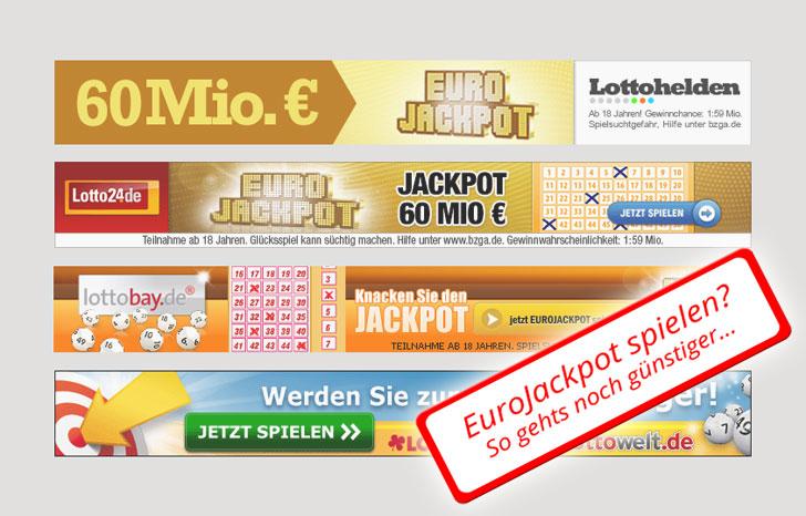 Wie Eurojackpot Spielen