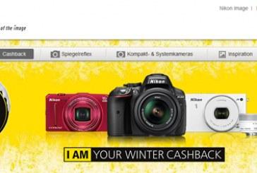 Clever sparen Aktion: Nikon zahlt 200 Euro Cashback