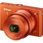 Nikon1 J4 Orange