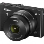 Nikon1 J4 Schwarz