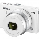 Nikon1 J4 Weiss