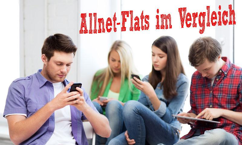 Allnet-Flat im Vergleich