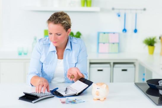 Haushaltsgeld richtig einteilen - 4 Tricks die Sie kennen müssen