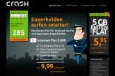 Deal der Woche: Crash senkt Daten-Flat mit LTE auf 9,99 Euro