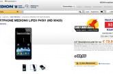 Medion: 20 Euro Gutschein beim Smartphone-Kauf