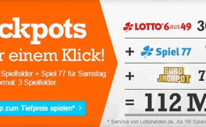 75 Millionen: Eurojackpot-Ziehung sorgt für Lottofieber in Deutschland