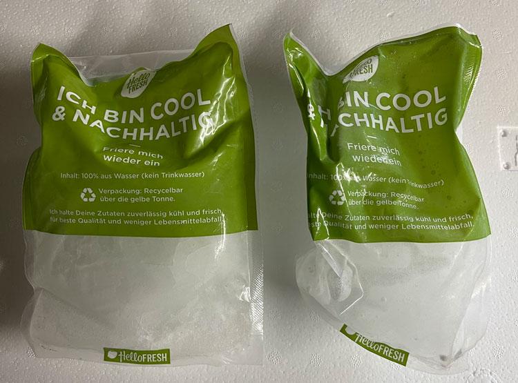umweltfreundliche kühlpacks